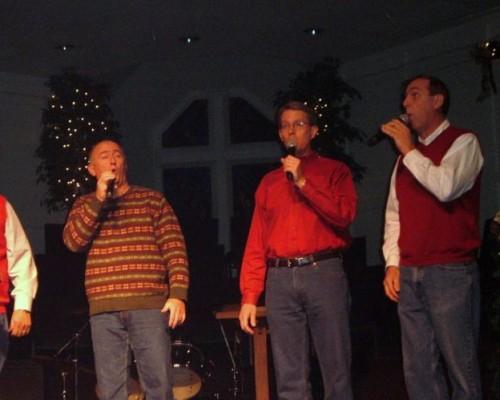 December 2006 – Christmas Cafe