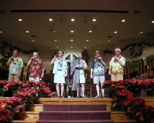 December 2008 – Christmas Cafe